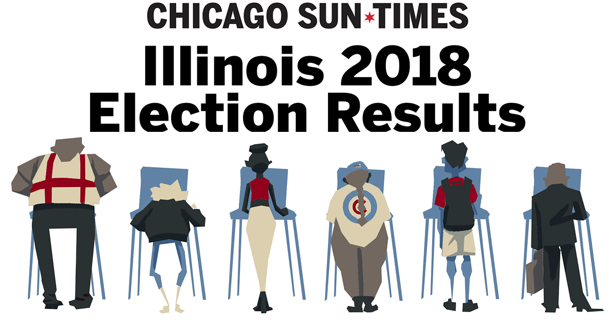 Illinois Governor Live Election Results 2018 | Chicago Sun-Times